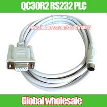 1 шт. QC30R2 RS232 PLC Кабель для программирования для Mitsubishi MELSEC серии Q PLC/RS232 последовательный порт программирования