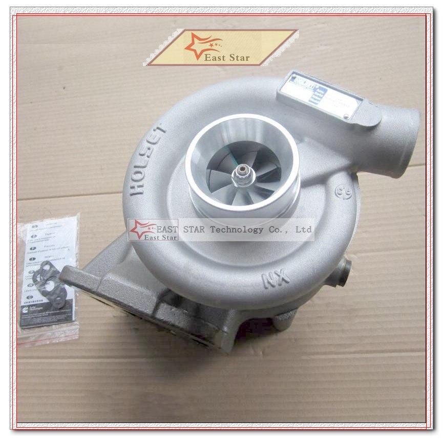 Turbo H1C 3802291 3523245 3523244 Turbine Turbocharger For Cummins Construction Machinery Marine Truck 1985-2010 4BT 6BT Engine