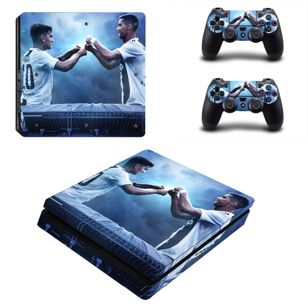 Video Game Accessories Pes 2018 1 Sticker Console Decal Playstation 4 Controller Vinyl Ps4 Skin Less Expensive