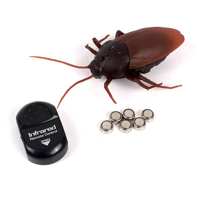 Scary Bug Toy Remote Control