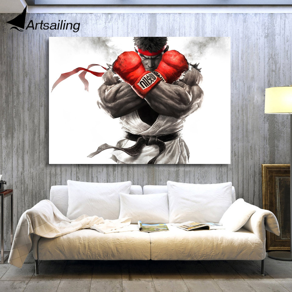 Best Top Street Fighter Wall Brands And Get Free Shipping List