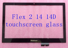 Brandneuen Laptop Touch For Lenovo flex 2 14 Flex 2 14D touchscreen digitizer anzeige Flex 2-14 ersatz reparatur panel