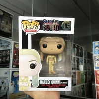Exclusive FUNKO POP Official DC Heroes: Inmate Harley Quinn Vinyl Action Figure Collectible Model Toy with Original Box
