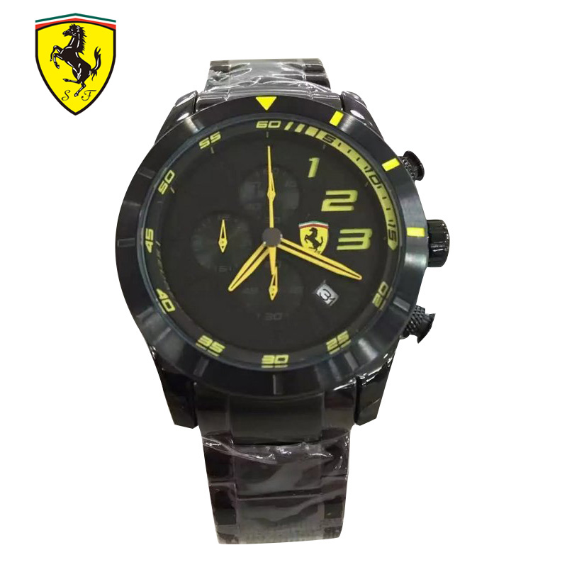 FERRARI Brands Classic Business Men Watches Fashion Casual Luxury - Relojes para hombres - foto 2