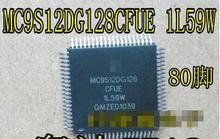 100% NOVA Frete grátis MC9S12DG128CFUE 1L59W