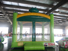 2017 factory price customized cute inflatable bouncer/indoor and outdoor playground for sale