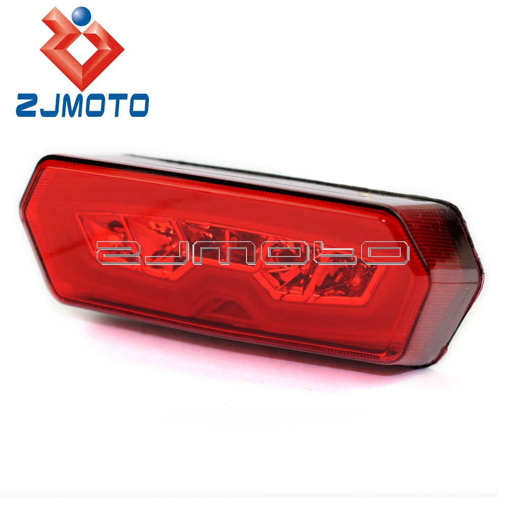 Honda cbr 2014 sports super sports bike photo - Motorcycle Bike Tail Brake Light Turn Signal Light Smoke Rear Lamp For Honda Cb Cbr 650 F 2014 2015