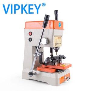 Image 3 - Máquina chave vertical da picareta do fechamento da máquina de corte da chave de defu 998c duplicando a máquina 220 v 110 v para fazer ferramentas do serralheiro das chaves