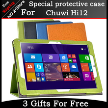 Original Fashion Print Patterns Protective sleeve For Chuwi Hi12, Ultra-thin stand case For chuwi hi12 12 inch tablet PC