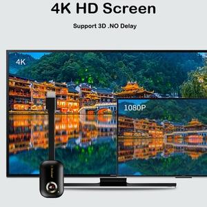 Image 5 - Mirascreen G9 Plus 2.4G/5G 4K Miracast Wifi Cho DLNA AirPlay HD TV Stick Wifi Màn Hình Hiển Thị dongle Dành Cho IOS Android Windows
