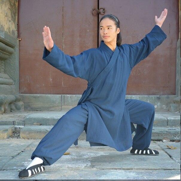Wudang Daoist Martial Arts Uniform 2