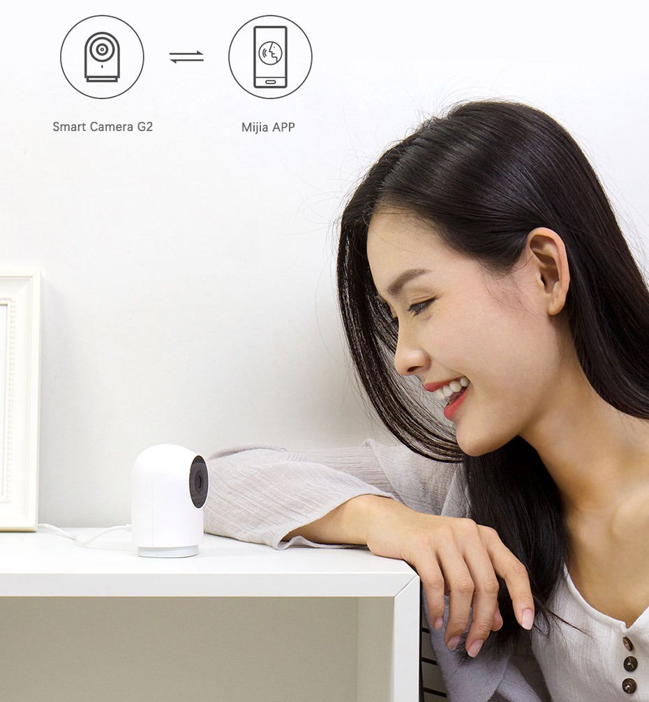 xiaomi mijia aqara smart camera G2-6
