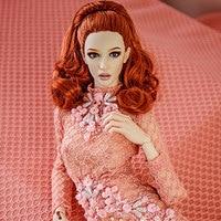 OUENEIFS Amanda Beauty Dollshe Bjd Sd Doll 1 4 Body Model Reborn Baby Girls Boys Doll
