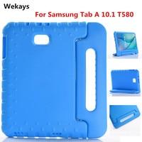 For Samsung Galaxy Tab A A6 10 1 2016 SM T580 T580N T585 EVA Shockproof Case