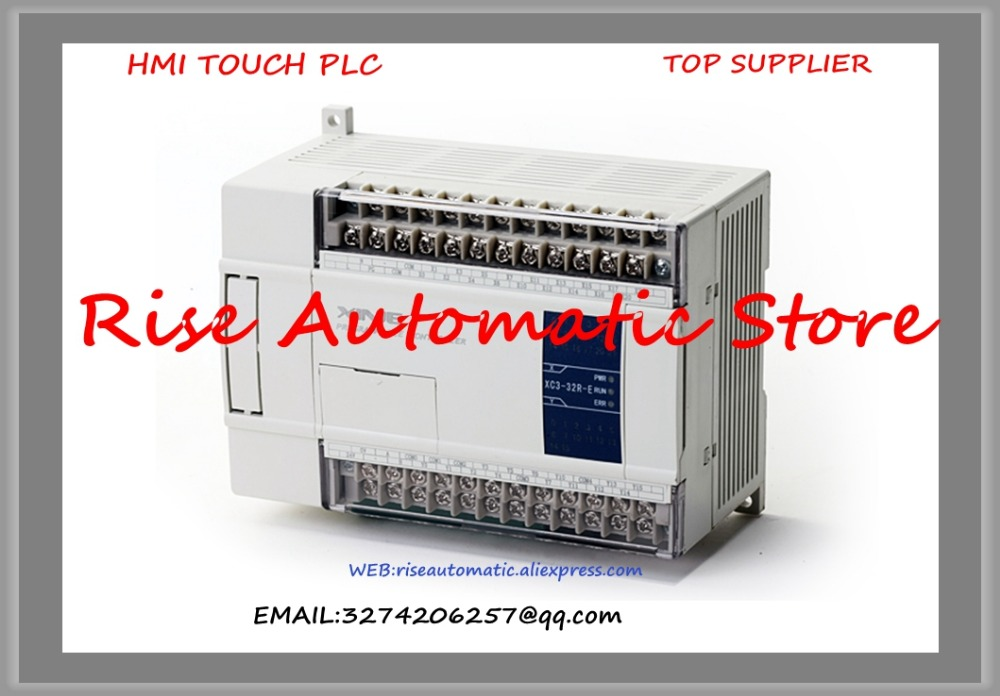 New Original Programmable Controller Module XC2-24RT-C 14-point NPN Inputs 10-point Outputs 2 transistor 8 relay outputs DC24V new original programmable controller plc module 8point npn input 6point relay transistor output xc2 14rt c