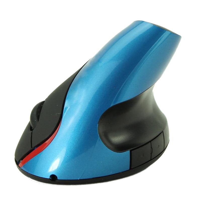 2.4GHz Wireless Ergonomic Design Vertical Optical Mouse JOY Wrist Pain OD889