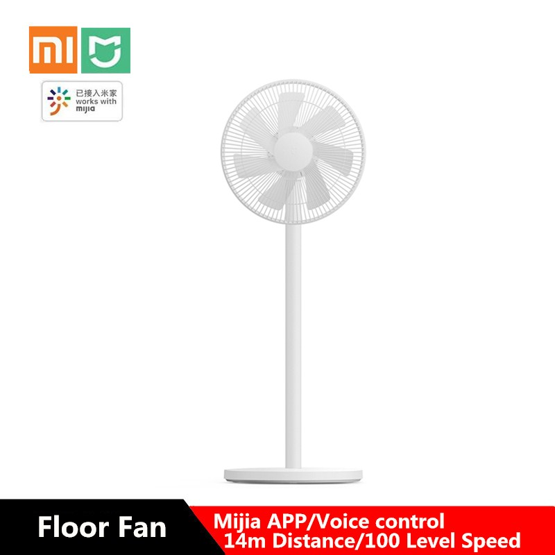 2019 Xiaomi Mijia 1X DC fréquence Conversion étage ventilateur Portable climatiseur naturel vent Mijia APP contrôle pour maison intelligente