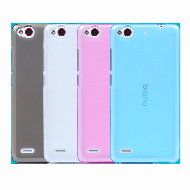 Factory Outlet Soft Case For ZTE Nubia Z7max Z7 Max NX505J Shell Cover TPU Protector Drop Helper Housing