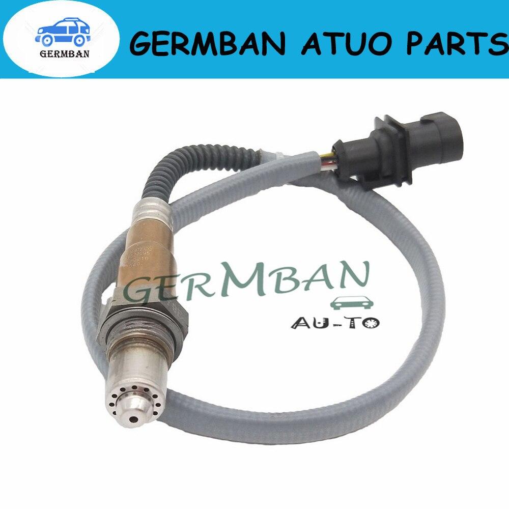 5 fils Lambda capteur d'oxygène Air capteur de rapport de carburant pour JAGUAR F-TYPE 3.0 S essence No #0258027095 DX23-9F472-CC