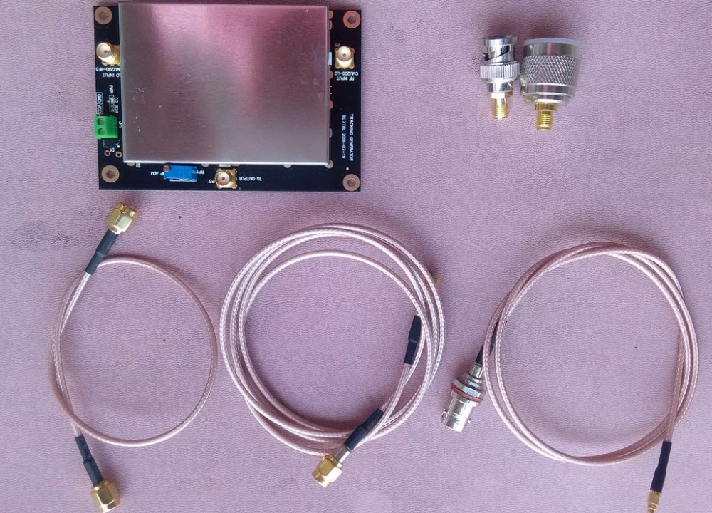 CMU200 tracking source integrated measurement tracking source duplexer measurement TRACKING GENERATOR