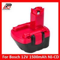 Ni-cd 12 v 2607335709 Ah reemplazo de la batería de la herramienta Bosch 2607335249/2607335261/2607335262/2607335273/ /GSR12-1 GSB12VE-2