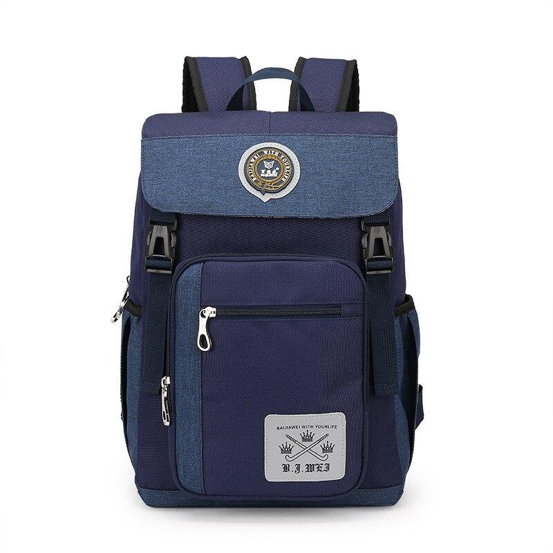 High Quality School Bag For Girls Waterproof Oxford Children School Bags Backpack Mochila Infantil Kids Backpack Boys Schoolbag