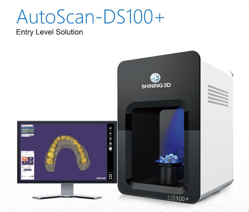 Autoscan-ds100 + Dental 3d Scanner Zeer Kosteneffectieve Fabrieken En Mijnen