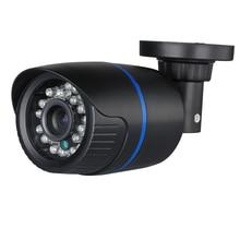 Hamrolte Telecamera A CIRCUITO CHIUSO Sony IMX307 Sensore Ultralow Illuminazione Nightvision 2.8 MILLIMETRI Wide Angle Lens 2.0MP 1080P Esterna AHD Camera
