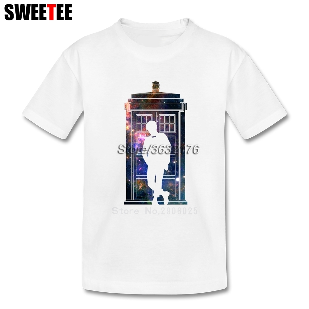 11th Space Children T Shirt Pure Cotton Short Sleeve doctor who Tshirt Costume Boys Girls 2018 Funny Pture T-shirt For Baby