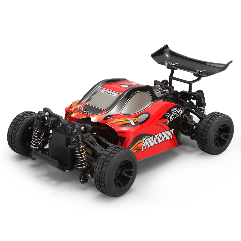 Remote Control Racing Car A202 1/24 Electric 4WD Off Road Buggy RTR Racing Car 2.4G Electric Brushed RTR RC CarRemote Control Racing Car A202 1/24 Electric 4WD Off Road Buggy RTR Racing Car 2.4G Electric Brushed RTR RC Car