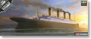 ACADEMY 14215 Royal Cruise ship Titanic multicolor molding Edition (1: 400) titanic first accounts penguin classics deluxe edition