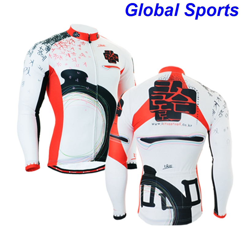 2017 winter cycling jackets men professional team racing cycle coat clothes wear hot selling riding wear size s-3xl