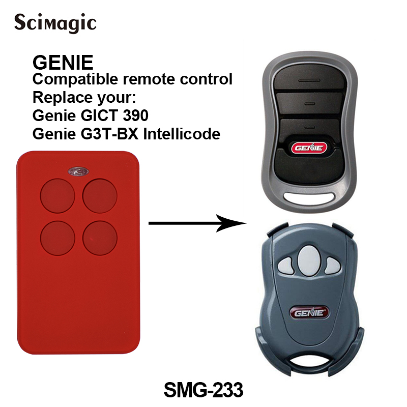 Genie Garage Remote Control Replacement Dandk Organizer