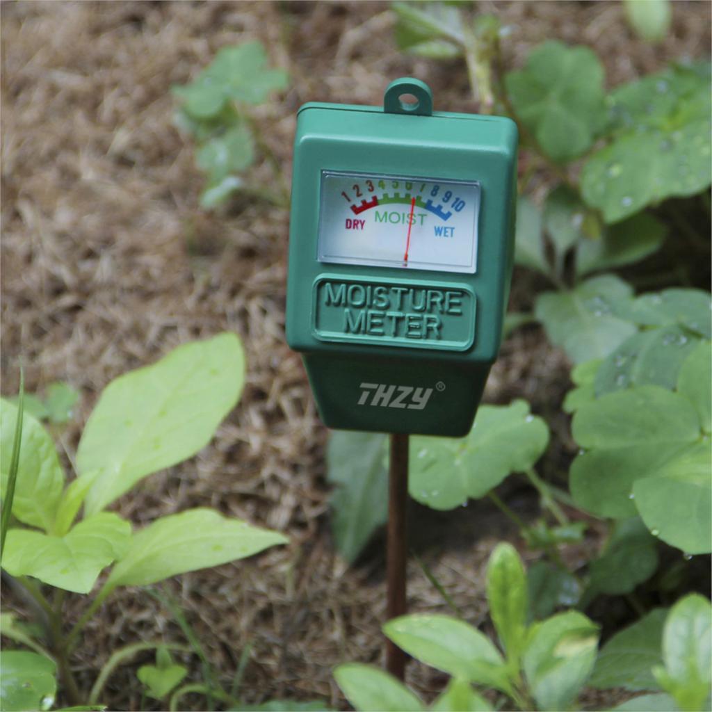 Indoor/outdoor Feuchtigkeit Sensor Meter Boden Wasser Monitor Hydrometer Für Gartenarbeit Landwirtschaft Einfach Zu Verwenden Feuchtigkeit Meter