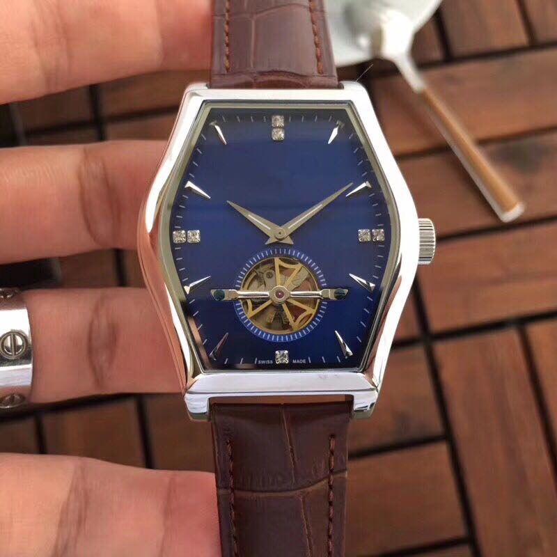 WC0874 Mens Watches Top Brand Runway Luxury European Design Automatic Mechanical Watch