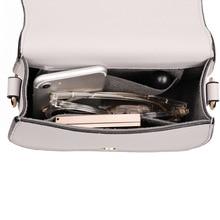 LUYO Ring Saddle Casual Girls Shoulder Bag Small Handbag Crossbody For Women Messenger Bolsa Feminina Famous Designer Cloe