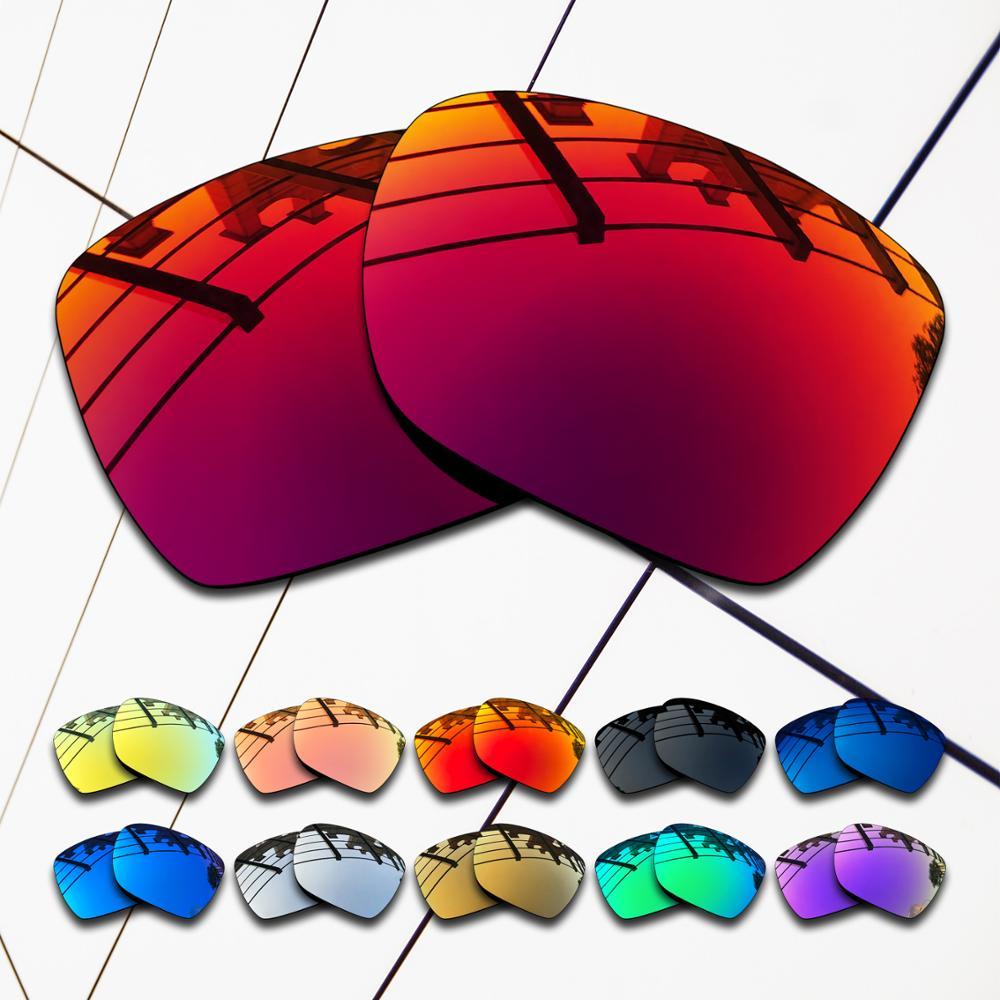 Wholesale E.O.S Polarized Replacement Lenses For Oakley Dispatch 1 Sunglasses - Varieties Colors