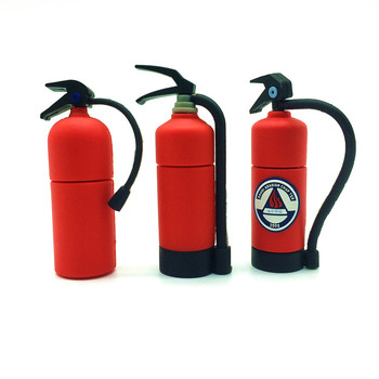 100% real capacity pen drive Fire extinguisher model 4gb 8gb 16gb 32gb 64gb usb flash drive, flash memory stick pendrive gifts