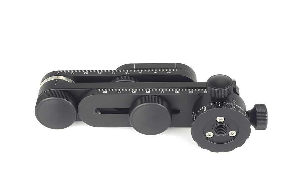 Dslr 360 Panoramas Professional Alüminium Panoramik Tripod Top Baş - Kamera və foto - Fotoqrafiya 1