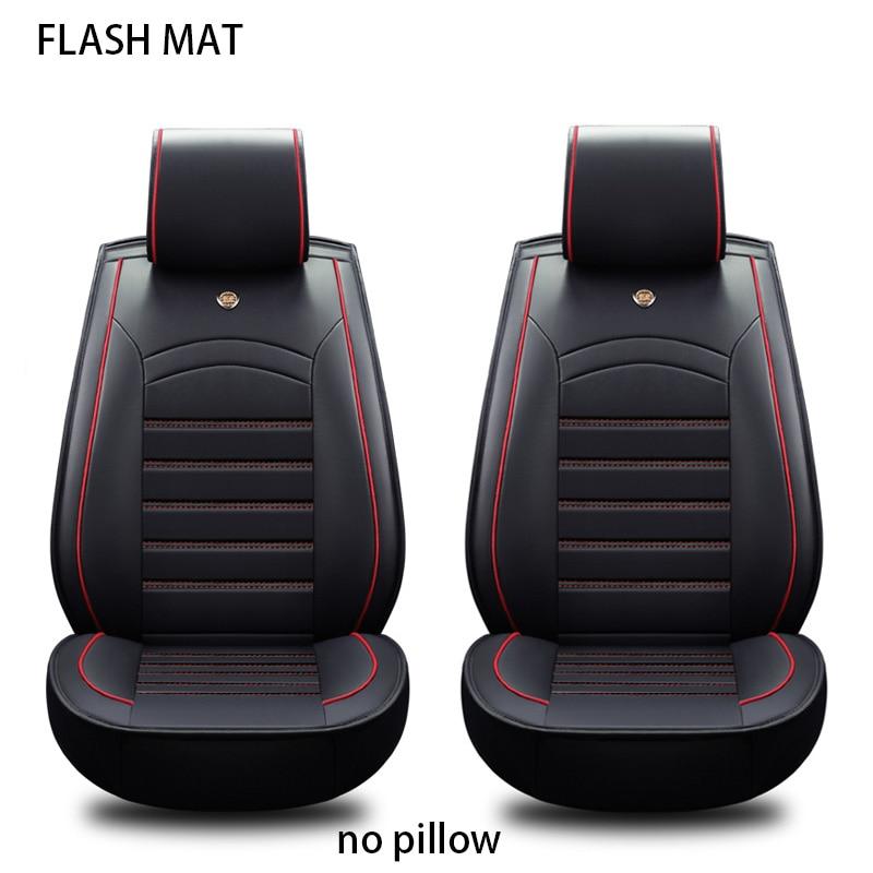 Universal car seat covers for lexus rx lexus nx for fiat punto linea evo palio albea uno ducato bravo Auto accessories