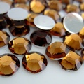50000 unids ss16 4mm Rhinestones de la Resina de Flatback Colores Normales #19-#36 Hotfix Granos de Taladro del Palillo 3D Nail Art Decoraciones BRICOLAJE