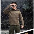 Мужские Мериносовой Шерсти Тактические Свитер 60% Шерсть и 40% Полиэстер Тактический WarmSweater Черный Оливер зеленый Серый
