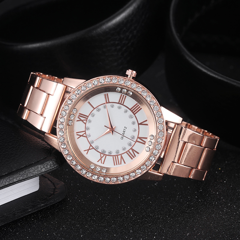 2018 Women Watch Golden Brand Watch Men Women Watches Luxury Steel Lovers Quartz Watch Women Men Hour Montre Femme Montre Homme
