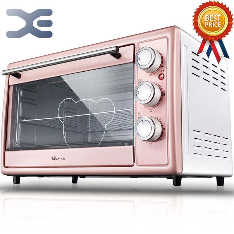 30L Mini Oven Electric Oven Pizza Oven Smokehouse Convection Home Appliances High Quality цена и фото