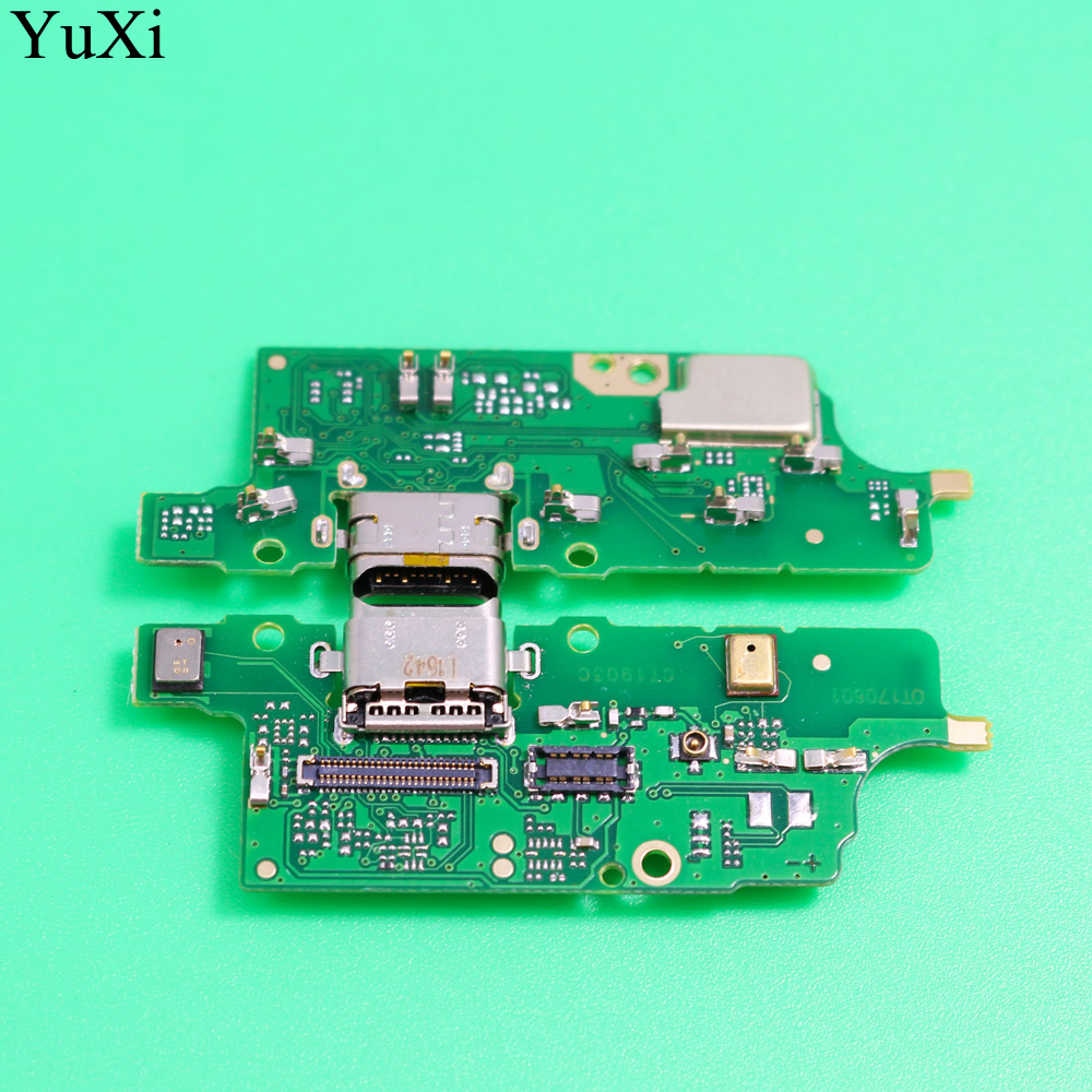 New YuXi For Letv Le Leeco Pro 3 X720 Micro USB Charging Dock Port Charger Connector Plug Board Flex Ribbon Cable
