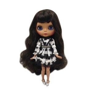 Image 5 - 氷幸運日ブライス人形ヌード通常と共同体と手セットabギフトとしてbjdファッションドール女の子のおもちゃ