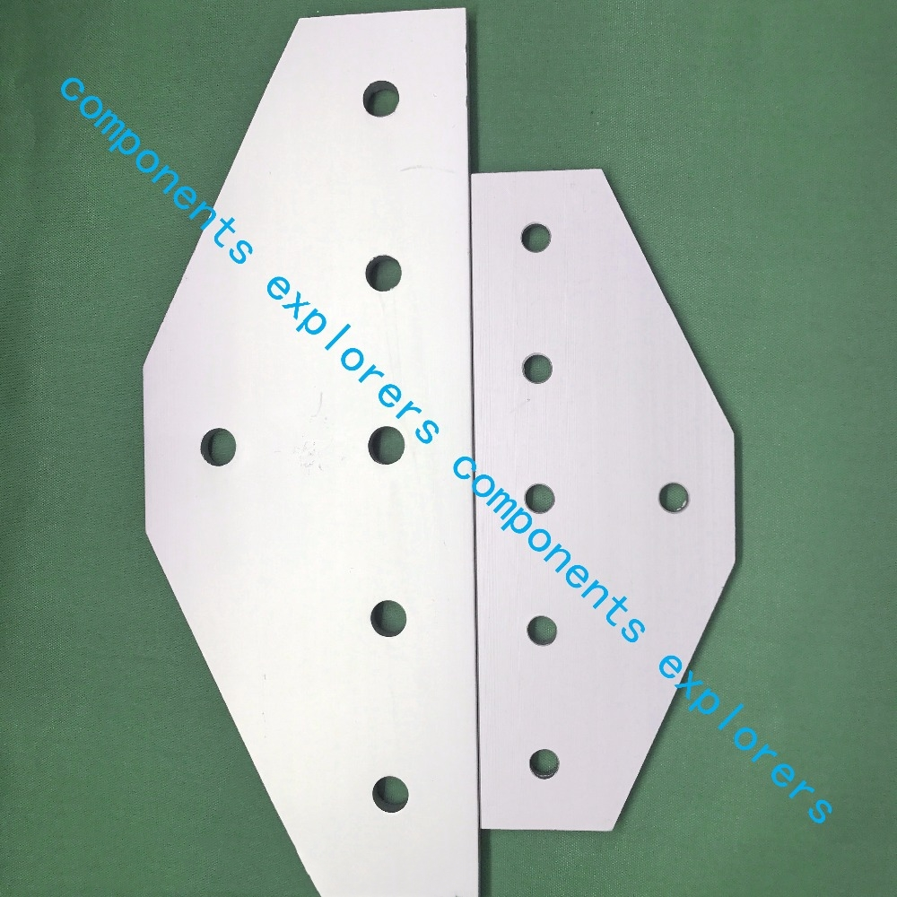 4040T-6-connection plate for reinforcement of profiles,10pcs/lot. пилочка для ногтей leslie store 10 4sides 10pcs lot