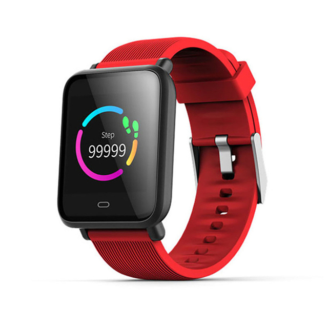 Smart Watch Q9 Blood Pressure Heart Rate Sleep Monitor Bracelet IP67 Waterproof Sport Fitness Trakcer Watch Men Women Smartwatch 1
