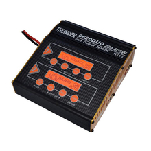 Original Thunder 0620DUO 20A 600W Lipo Battery Charger (300W X2) LiIo/LiPo/LiFe/NiCd/MH  Balancer Charger Free shipping