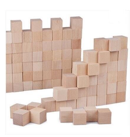 Cubi In Legno.Us 49 0 Cubi Di Legno 2 5 Cm Cubo Blocchi Di Legno Per Il Bambino Blocchi Di Legno Del Bambino Perfetto Artigianato In Cubi Di Legno 2 5 Cm Cubo
